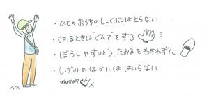GWブログ@お約束